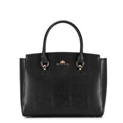 Dámská kabelka, černá, 89-4-702-1, Obrázek 1