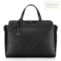 Dámská kabelka, černá, 89-4E-001-1, Obrázek 1