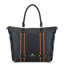 Dámská kabelka, černá, 89-4E-200-1, Obrázek 1