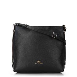 Dámská kabelka, černá, 89-4E-202-1, Obrázek 1