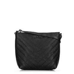 Dámská kabelka, černá, 89-4E-208-1, Obrázek 1
