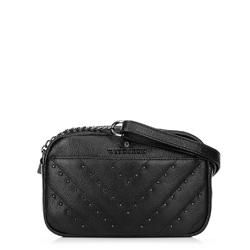 Dámská kabelka, černá, 89-4E-209-1, Obrázek 1