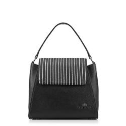 Dámská kabelka, černá, 89-4E-211-1, Obrázek 1