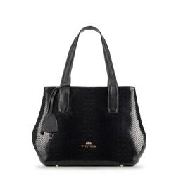 Dámská kabelka, černá, 89-4E-353-1, Obrázek 1