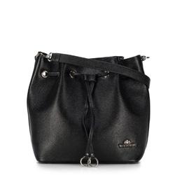 Dámská kabelka, černá, 89-4E-370-1, Obrázek 1