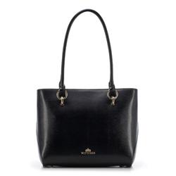 Dámská kabelka, černá, 89-4E-413-1, Obrázek 1