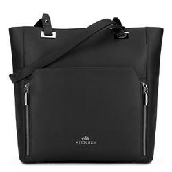 Dámská kabelka, černá, 89-4E-417-1, Obrázek 1