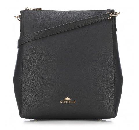 Dámská kabelka, černá, 89-4E-420-4, Obrázek 1