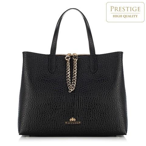 Dámská kabelka, černá, 89-4E-422-1, Obrázek 1