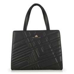 Dámská kabelka, černá, 89-4E-504-1, Obrázek 1