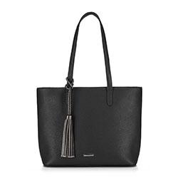 Dámská kabelka, černá, 89-4Y-406-1, Obrázek 1