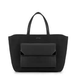 Dámská kabelka, černá, 89-4Y-550-1, Obrázek 1