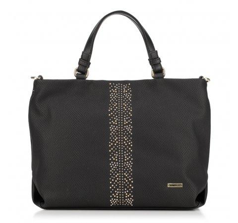 Dámská kabelka, černá, 89-4Y-554-2, Obrázek 1