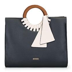Dámská kabelka, černá, 89-4Y-604-1, Obrázek 1