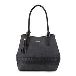 Dámská kabelka, černá, 89-4Y-753-1, Obrázek 1
