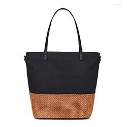Dámská kabelka, černá, 89-4Y-756-1, Obrázek 1