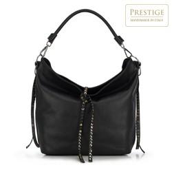 Dámská kabelka, černá, 90-4E-004-1, Obrázek 1