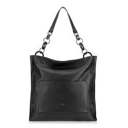 Dámská kabelka, černá, 90-4E-369-1, Obrázek 1