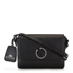 Dámská kabelka, černá, 90-4E-603-1, Obrázek 1