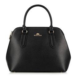 Dámská kabelka, černá, 90-4E-607-1, Obrázek 1