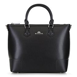 Dámská kabelka, černá, 90-4E-610-1, Obrázek 1
