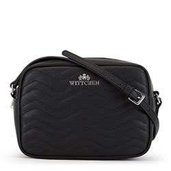 Dámská kabelka, černá, 90-4E-614-1, Obrázek 1