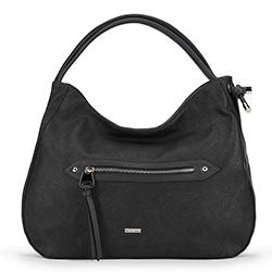 Dámská kabelka, černá, 90-4Y-351-1, Obrázek 1