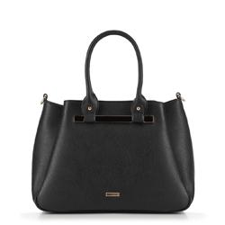Dámská kabelka, černá, 90-4Y-352-1, Obrázek 1