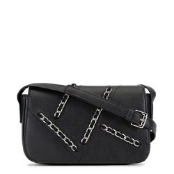 Dámská kabelka, černá, 90-4Y-356-1, Obrázek 1