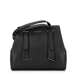 Dámská kabelka, černá, 90-4Y-405-1, Obrázek 1