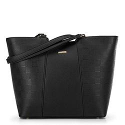 Dámská kabelka, černá, 90-4Y-605-1, Obrázek 1