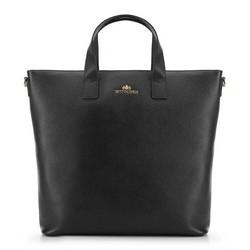 Dámská kabelka, černá, 91-4-118-1, Obrázek 1