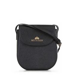 Dámská kabelka, černá, 91-4-408-1, Obrázek 1