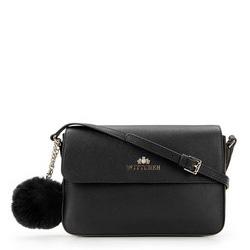 Dámská kabelka, černá, 91-4-535-1, Obrázek 1