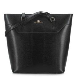 Dámská kabelka, černá, 91-4-700-1, Obrázek 1