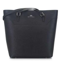 Dámská kabelka, černá, 91-4-701-1, Obrázek 1