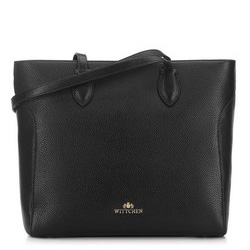 Dámská kabelka, černá, 91-4-704-1, Obrázek 1
