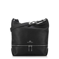 Dámská kabelka, černá, 91-4-705-1, Obrázek 1