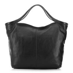 Dámská kabelka, černá, 91-4E-305-1, Obrázek 1