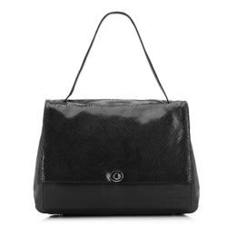 Dámská kabelka, černá, 91-4E-306-1, Obrázek 1