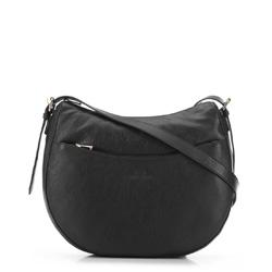 Dámská kabelka, černá, 91-4E-308-1, Obrázek 1