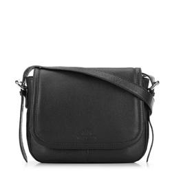 Dámská kabelka, černá, 91-4E-309-1, Obrázek 1