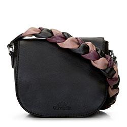 Dámská kabelka, černá, 91-4E-310-1, Obrázek 1
