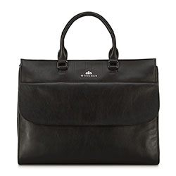 Dámská kabelka, černá, 91-4E-311-1, Obrázek 1