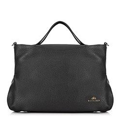 Dámská kabelka, černá, 91-4E-316-1, Obrázek 1