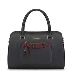 Dámská kabelka, černá, 91-4Y-204-1, Obrázek 1