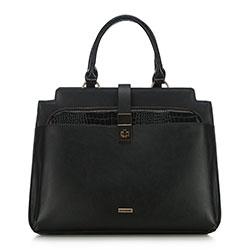 Dámská kabelka, černá, 91-4Y-300-1, Obrázek 1