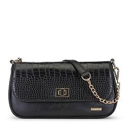 Dámská kabelka, černá, 91-4Y-301-1, Obrázek 1