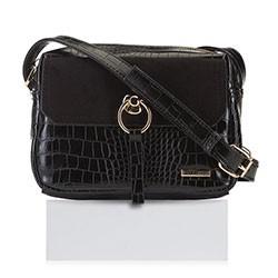 Dámská kabelka, černá, 91-4Y-303-1, Obrázek 1