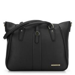 Dámská kabelka, černá, 91-4Y-702-1, Obrázek 1